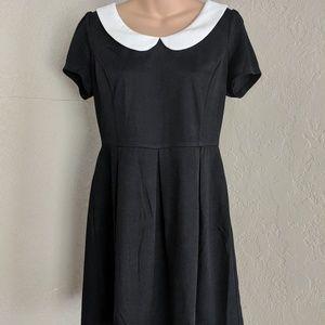 Sunny Girl peter pan collar dress
